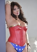 Get ready 'coz Vaniity and her raging cock are back and horny as fuck